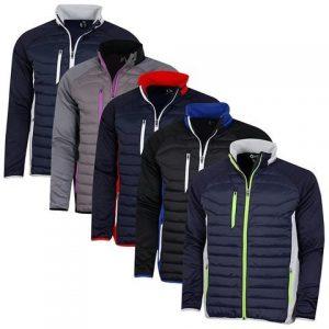 Winter range of clothing